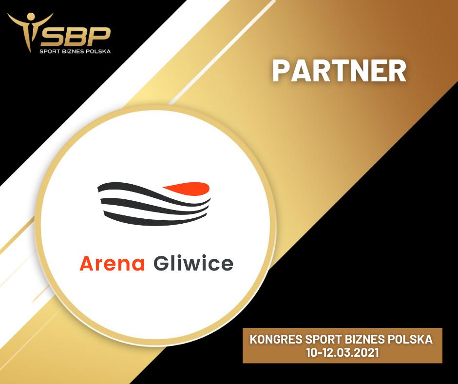 Arena Gliwice - Partner Kongresu SBP